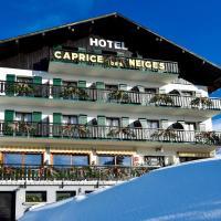 Caprice Des Neiges - Logis de France, hotel in Combloux