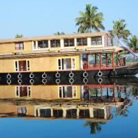 Beach Paradise Day Cruise Houseboat