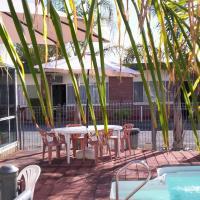 Corowa Motor Inn, hotel em Corowa