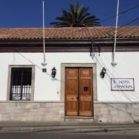 Hotel Chagual, hotel en La Serena