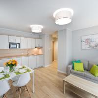 Apartamenty Stegna Forest – hotel w Stegnie