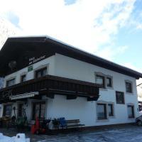 Haus am Gletscher
