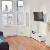 Gorgeous & Chic West Hampstead Apartment (KR39)
