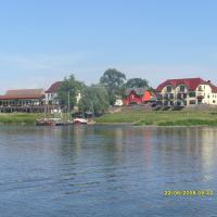 Elbterrassen zu Brambach, hotel em Dessau