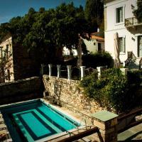Archontiko Stathopoulou, отель в городе Агиос-Георгиос-Нилиас