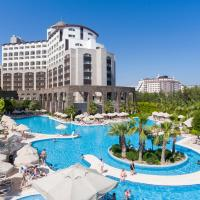 Melas Lara Hotel, отель в Ларе