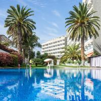 Hotel Blue Sea Interpalace – hotel w Puerto de la Cruz