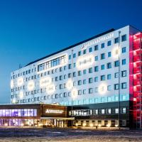 ArenaHotellet i Uppsala, hotel in Uppsala