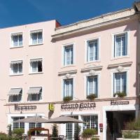 Grand Hotel Pelisson, hotel in Nontron