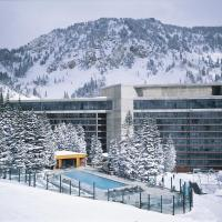 Cliff Lodge and Spa, hotel in Snowbird Lodge