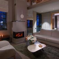 Kores Boutique Hotel & Spa, hotel in Vitsa