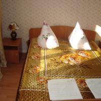 Гостевой Дом Ангарские Хутора, отель в городе Ангарские Хутора