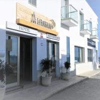Hotel Alborán, hotel en Carboneras