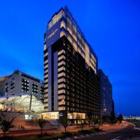 THE SINGULARI HOTEL & SKYSPA at UNIVERSAL STUDIOS JAPAN, hotell sihtkohas Osaka