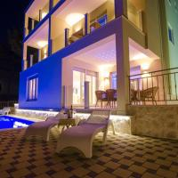 Luxury Villa Star Lights Trogir - heated pool, hot tub, gym, billiard