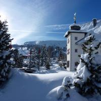 Schlosshotel Seewirt, hotel in Turracher Hohe