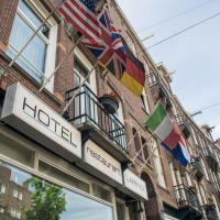 Hotel Larende, hotel in Oud West, Amsterdam