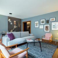 Stella - 2 chambres-balcon-place république-air conditionné