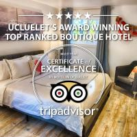 The Francis Boutique Inn, hotel in Ucluelet