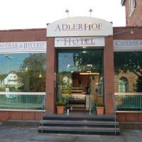 Hotel Adlerhof, Hotel in Tauberbischofsheim
