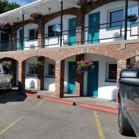 Schell Motel, hotel em Vernon