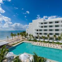 Izla Beach Front Hotel, hotel en Isla Mujeres