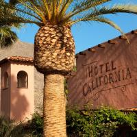 Hotel California, hôtel à Palm Springs