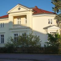Villa Moeller, hotel in Treuenbrietzen