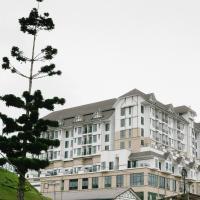 阿維倫金馬崙高原酒店,金馬崙高原的飯店
