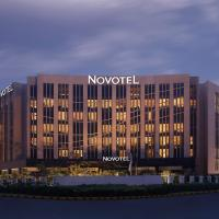 Novotel New Delhi International Airport, hotel in New Delhi