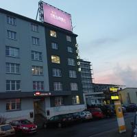 Hotel S-centrum Děčín, hotel v destinaci Děčín
