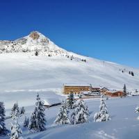Berghotel Jochgrimm - Alpine Wellness, hotel in Varena