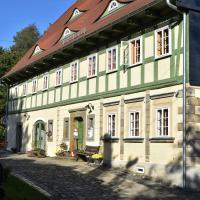 Grünsteinhof, Hotel in Ebersbach-Neugersdorf