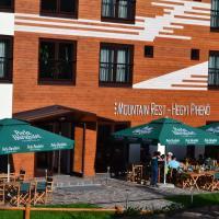 Mountain-Rest Pension, hotel Csíkszeredán