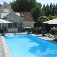 Charmehotel Het Bloemenhof, hotel in Dudzele