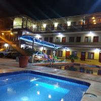 Hotel Mediterraneo, hotel em Canoa