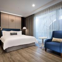星鑽國際商旅 ,台南的飯店