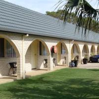Sunshine Coast Airport Motel, hotel em Marcoola