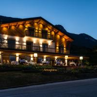 Atmospheres, hotel in Le Bourget-du-Lac