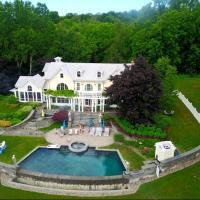 31 Acre Hudson River Estate