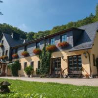 Flair-Waldhotel Mellestollen、ザールフェルトのホテル
