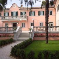Villa Zuccari, hotell i Montefalco