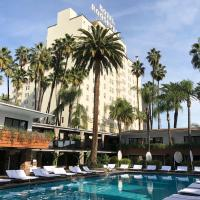 The Hollywood Roosevelt, hotel in Los Angeles