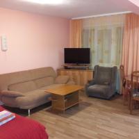 Квартира студия Саянск, отель в городе Sayansk