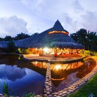 Eco Hotel Cosmogenesis, hotel en Cumaral