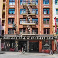 The Bartlett Hotel and Guesthouse, hotel v destinaci San Francisco