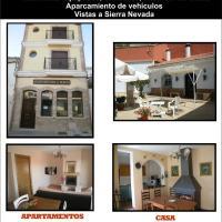 Apartamentos Horno y Casa De Dulce, hotel Purullenában