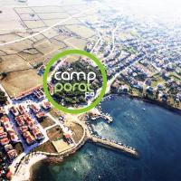 Camp Porat, hotel in Povljana