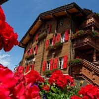 Hotel Walliserkanne, hotel in Grächen