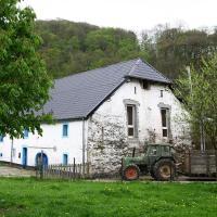 B&B in old farmhouse, hotel in Bockholtz
